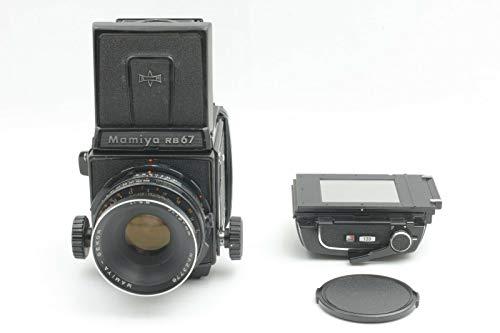 Mamiya RB-67 Pro SD Camera Body with Waist Level Focusing Hood