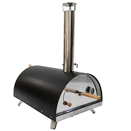 Hohollaa Outdoor-Pizzaofen, 30,5 cm...