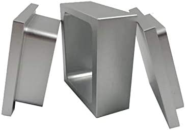 Holyangtech Pre Press Mold Pressing Pre Press Mold 2 5 X 2 5 Extraction 6061 Aluminum Mold product image
