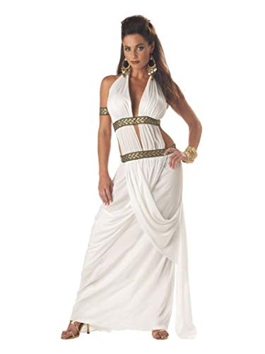 California Costumes Women's Spartan Queen Costume