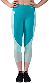 Avia Activewear Women's Flex Tech Capri (Medium 8/10, Spearmint)
