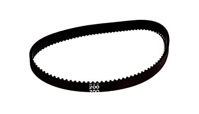 1Pc Round Rubber Timing Belt 2GT 6mm 400mm for Pulley 3D Printer