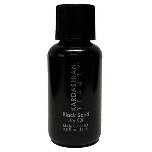 Huiles Black Seed Dry Oil Kardashian Beauty 15 mL