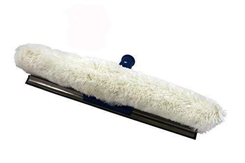 Fensterputz-Set inklusive Fensterwischer und -wascher Baumwolle 35 cm