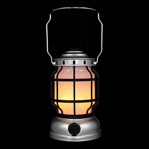 CLISPEED Linterna de Camping Luces de Camping Portátil LED Lámpara de La Tienda Que Cuelga Linternas Aire Libre para Camping Senderismo Viaje de Emergencia