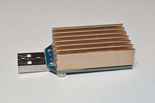 AntMiner U2 USB BTC Bitcoin ASIC ant miner 1.6GH/s Overclock 2.2GH/s AntMiner