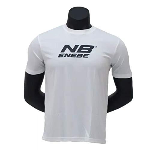 Enebe Camiseta Zircon Blanco