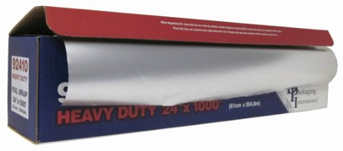 %53 OFF! Durable Heavy Duty Aluminum Foil Roll, 24 Width x 1000' Length