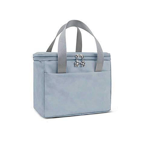 NA Soft Cooler Bag mit Hard Liner, großer isolierter Picknick-Lunch Bag Box Soft-Sided Cooling Bag für Camping- / Grill- / Familienaktivitäten im Freien