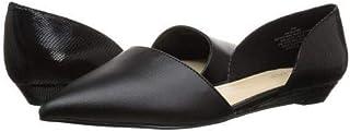 [ナインウエスト] レディース 女性用 シューズ 靴 フラット Supine - Black/Black 2 ブラック US 6 (23cm) [並行輸入品]