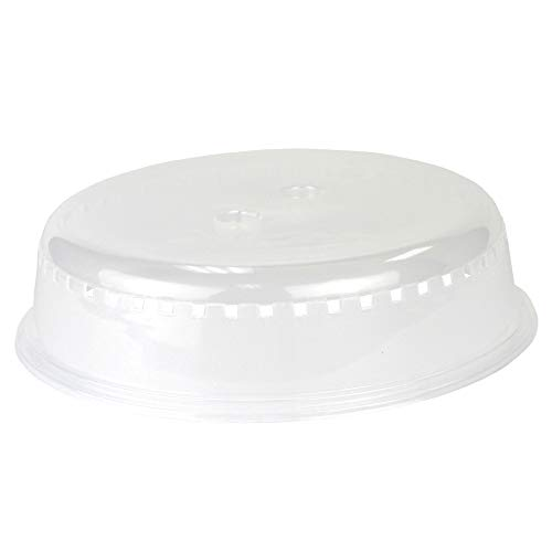 Chef Craft FBA_21587 Microwave Cover, 10', Clear