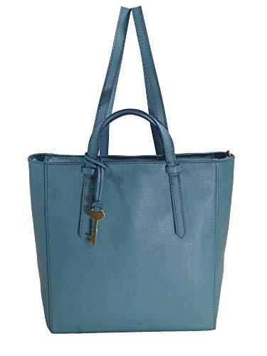 Fossil Rucksack Tasche Daypack Camilla SML Backpack ca. 10L Blau ZB7667-981
