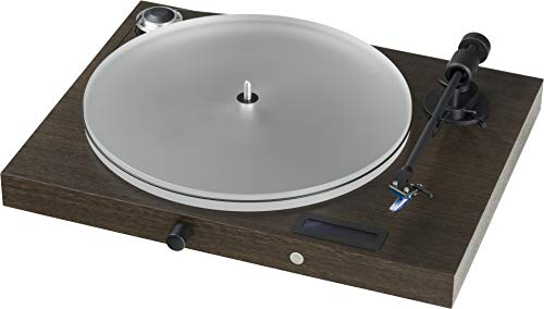 Pro-Ject Juke Box S2 Audiophile All-in-One Plug & Play Turntable System (Eucalyptus)