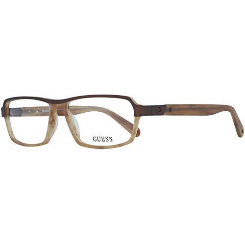 Guess GU1790 55D96 Guess Brille Gu1790 D96 55 Rechteckig Brillengestelle 55, Braun
