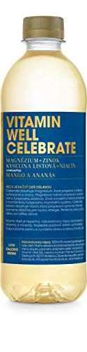 VITAMIN WELL CELEBRATE 12x500ml