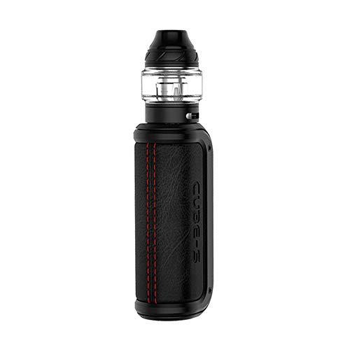 E Cigarette Vape Starter Kit, OBS Cube S Vape Kit Powered by 18650 Battery Leather Texture No e...