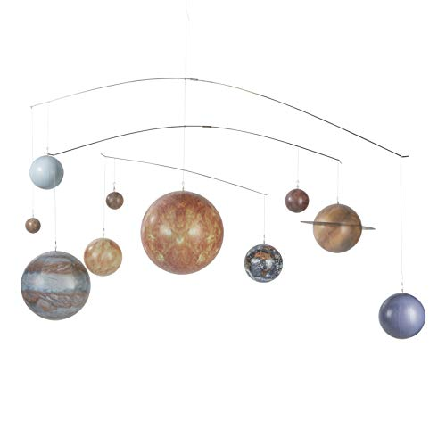 Authentic Models, Solar System, Baby Crib Mobile - Multicolore