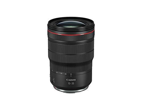 Canon RF15-35 - Objetivo RF 15-35mm f/2.8 L IS USM Zoom Ultra Gran Angular, negro