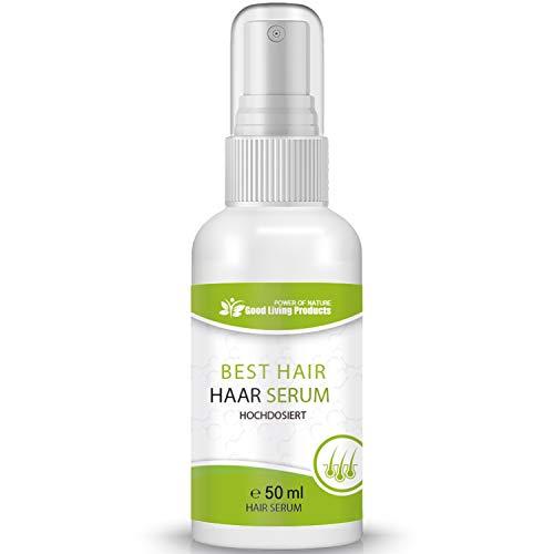 Best Hair Haarserum – Haarwachstum Serum für Frau und Mann (1 Flasche je 50 ml)