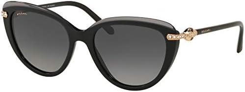 Sunglasses Bvlgari BV 8211 B 5464T3 TOP TRANSPARENT GREY ON BLACK product image