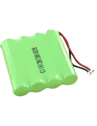 Batteria per SUMMER BABY 02320 VIDEO MONITOR, 4.8V, 700mAh, Ni-MH