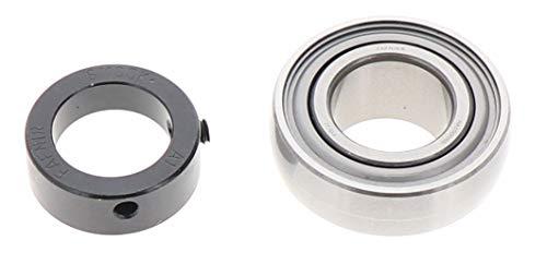 TIMKEN RA100RRB AG Beveled Narrow Inner Ring Ball Bearing Insert with Eccentric Lock