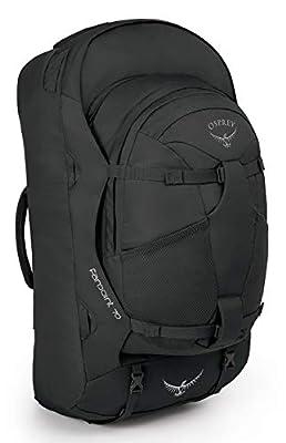Osprey Farpoint 70 Men's Travel Backpack, Volcanic Grey, Medium/Large