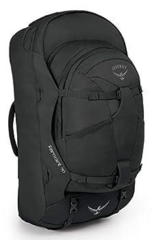 Osprey Farpoint 70 Men s Travel Backpack Volcanic Grey Small/Medium