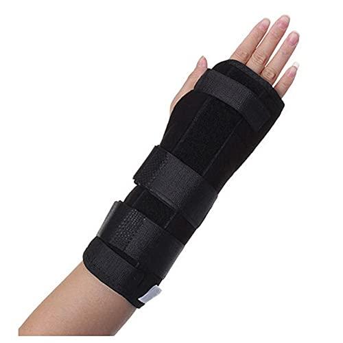 LIZHE Thumb Splint Splint & Muñeca PRACE Black Muñeca Prima Soporte Férula para el túnel carpiano Artritis Deporte Dolor de espantas Dolor