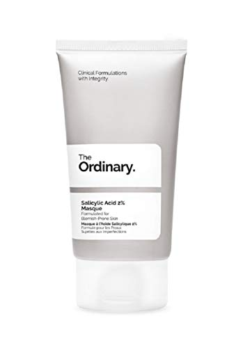 The Ordinary - Mascarilla facial con 2 % de ácido salicílico (50 ml)
