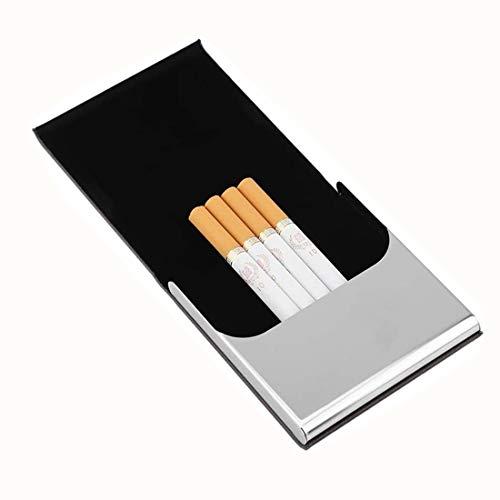 Caja de Cigarrillos Portátil Ultrafino Bolsillo