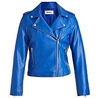 BB Dakota Women's Just Ride Moto Jacket