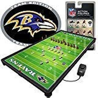NFL Baltimore Ravens NFL Pro Bowl Electric Football Game Set