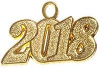 GraduationForYou Gold 2019//2020 Year Charm for Graduation Tassel