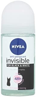 Nivea Deo in Fort Visible Black & White Roll-perspirant and deodorant 1.76 Oz