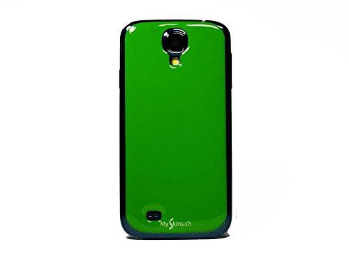 TMP Gecko Skins Schutzhülle für Samsung Galaxy S4 grün
