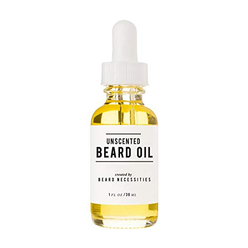Beard Oil for Men by Beard Necessities - Natural Oils Will Soften Facial Hair & Allow Growth. Best Beard Products for Mens Grooming Kit. Care for Your Beard Today! (Citrus Shade, 1 oz)