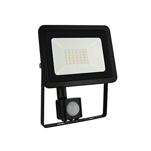 SpectrumLED Noctis Lux Lot de 2 projecteurs 20 W avec détecteur de mouvement, couleur de la lumière au choix 4000 K Blanc neutre