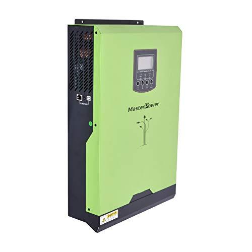Master U-Power Inversor Cargador Hibrido UM 3000W 24V MPPT 60Ah