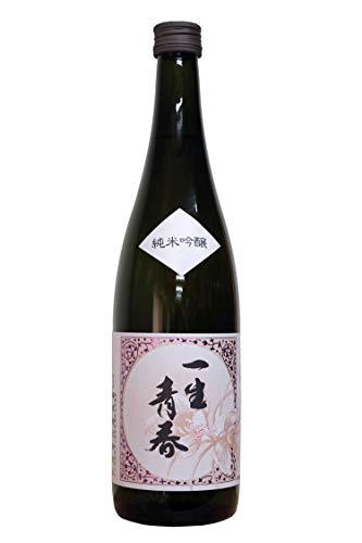 Isshou Seishun Sake - Junmai Ginjo, Reiswein aus Japan (1×0.72L)