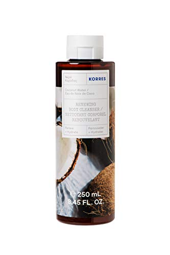 KORRES COCONUT WATER Revitalisierendes Duschgel, 250 ml