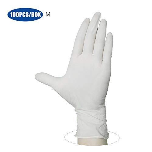 Blusea Wegwerp PVC Handschoenen Poeder Gratis Handschoenen voor Home Restaurant Keuken Catering Voedselproces Gebruik 100 Stks/doos