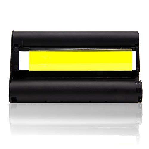 Labelwell KP-108IN RP-108IP KP-36IN 4 x 6 kleureninkt (zonder papier)- 100 x 148 mm - Compatibel lint voor Canon Selphy CP910 CP1200 CP900 CP1300 Compacte fotoprinter Zwart