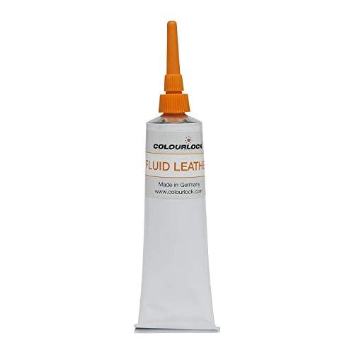 COLOURLOCK Cuero líquido INCOLORO (Transparente), 20 ml repara Grietas en Cuero/Piel de Coches, sofás, Ropa, Bolsos