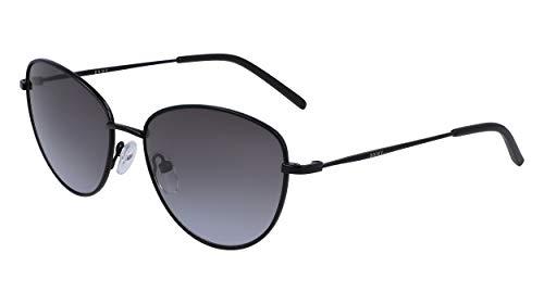 DKNY DK103S Gafas de sol, Gunmetal, 56 MM, 16 MM, 135 MM para Mujer