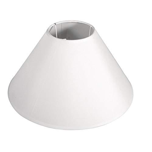 Rayher 2303102 Pantalla de lámpara cónica, ø Inferior 30 cm