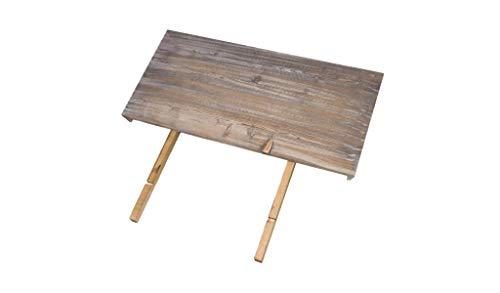 FASMAS Plateau pour table de salle à manger de style maison de campagne / meuble en bois massif.