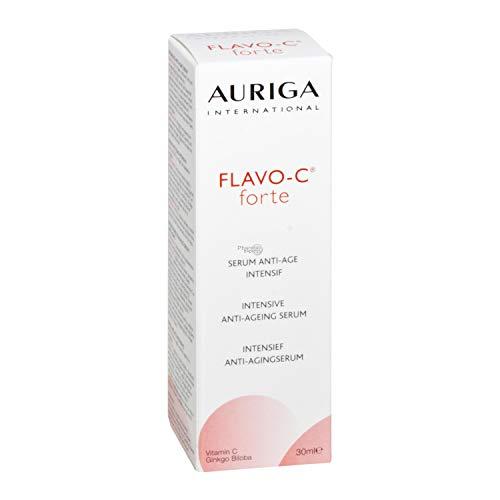 AURIGA International Vitamin C Serum 15{7995047d8eb984112e66f819065ba5f4528f50920e77ba7cbb70e012bfa8603b} Flavo-C Forte 15ml