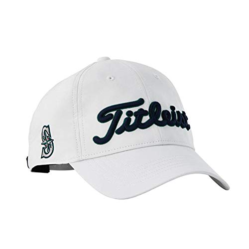 Titleist Herren Golfkappe (MLB), MLB Performance, Mariners, Einstellbar