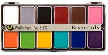 Best wolfe face art & fx essentials palette Reviews